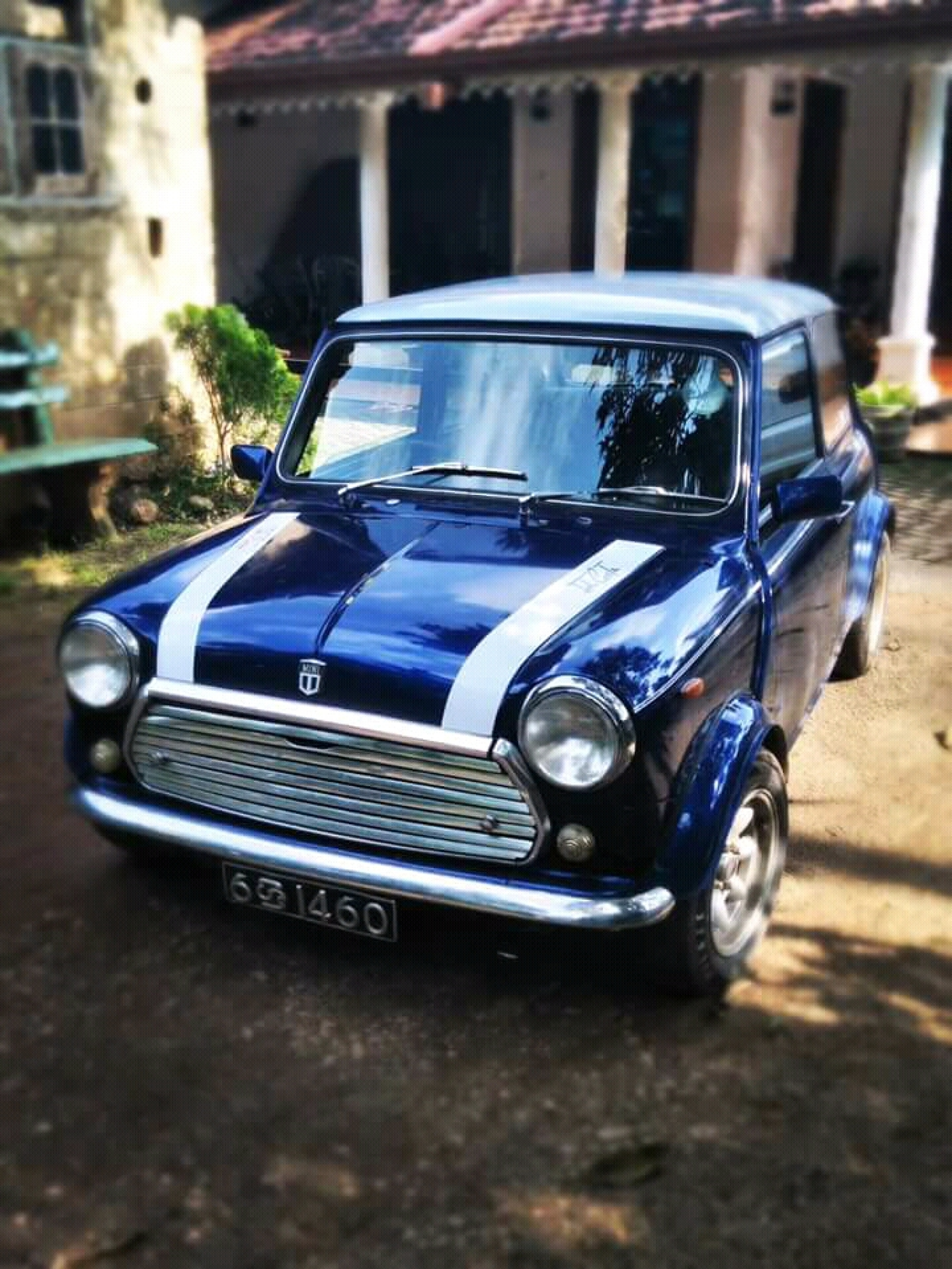 Austin Mini Cooper Photo By Dilshan Ravihara Dilshanravehara4150